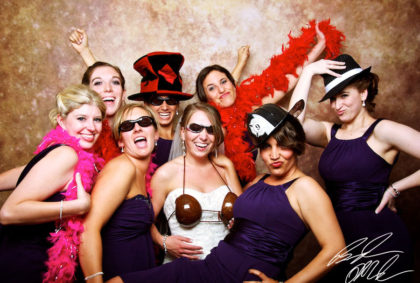 Cheap photo booth hire london