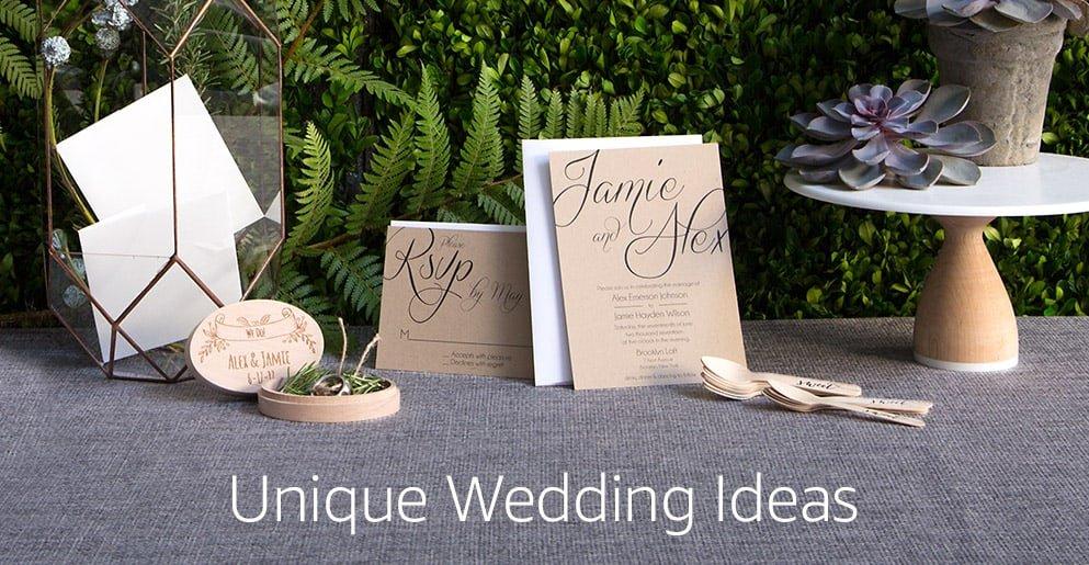 Unique Wedding Ideas London