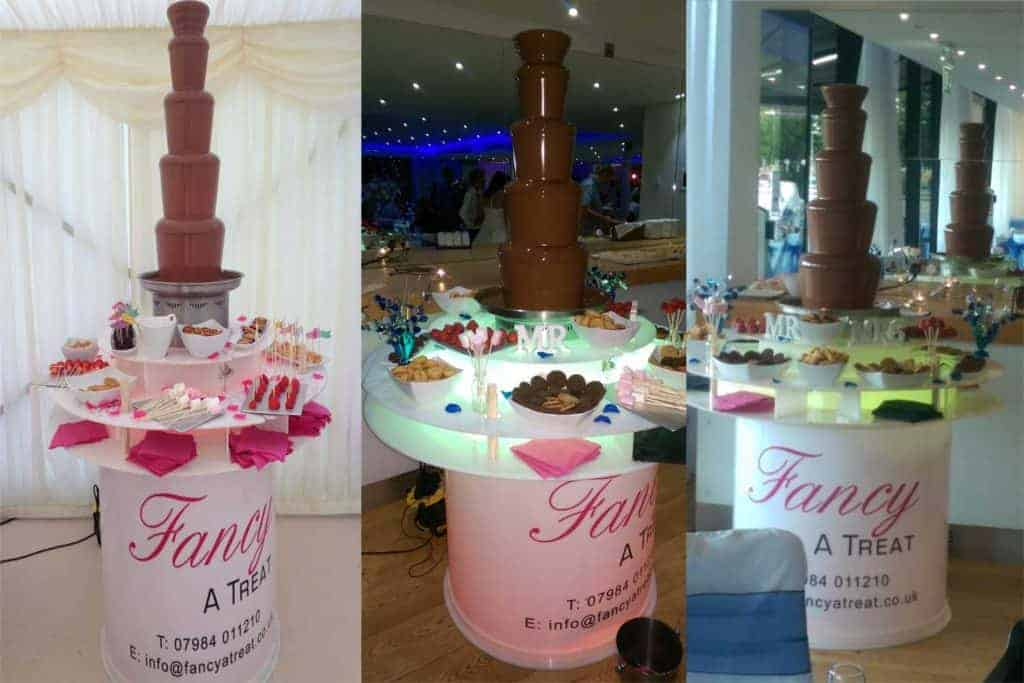Surrey Chocolate Fountain Hire