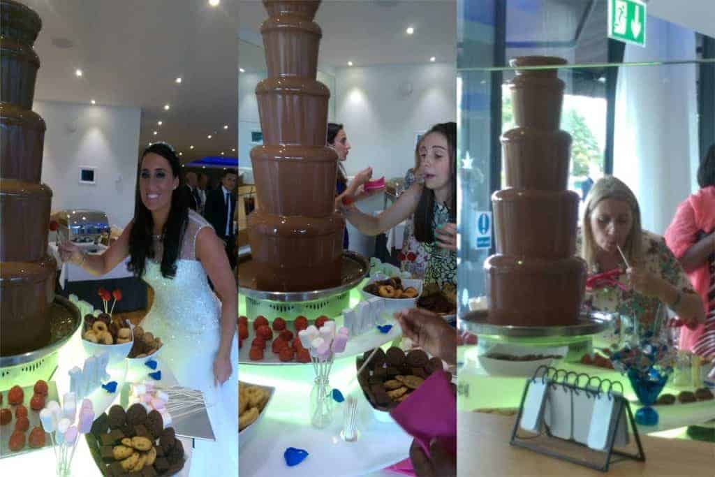 Chocolate Fountain Hire in Surrey