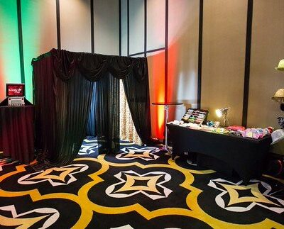 Open photo booth London