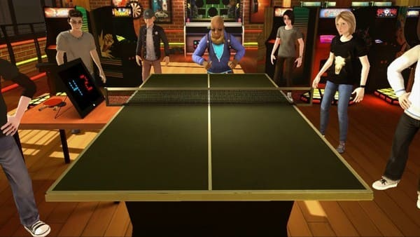 Table Tennis Table to hire in London
