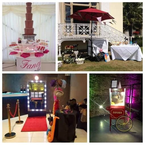 Chocolate Fountain to hire in London